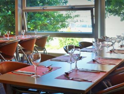 espace modulable restaurant neuchatel